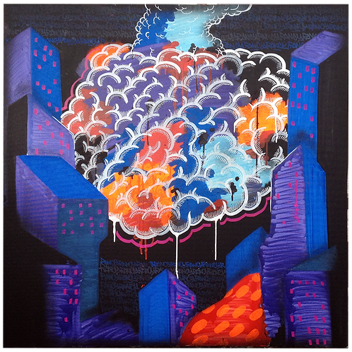 BRAIN IN THE CITY