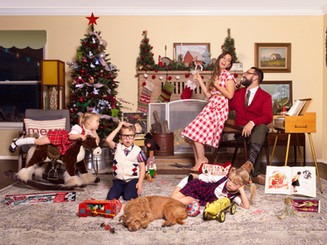 Holiday Card Campaign