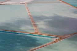 Salt Farm Evaporation Pool #5