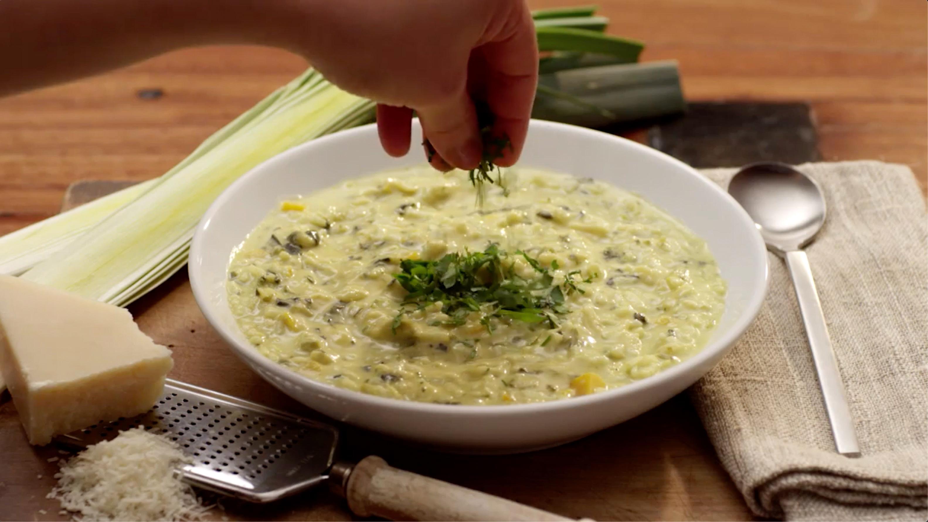 Pitango Soup