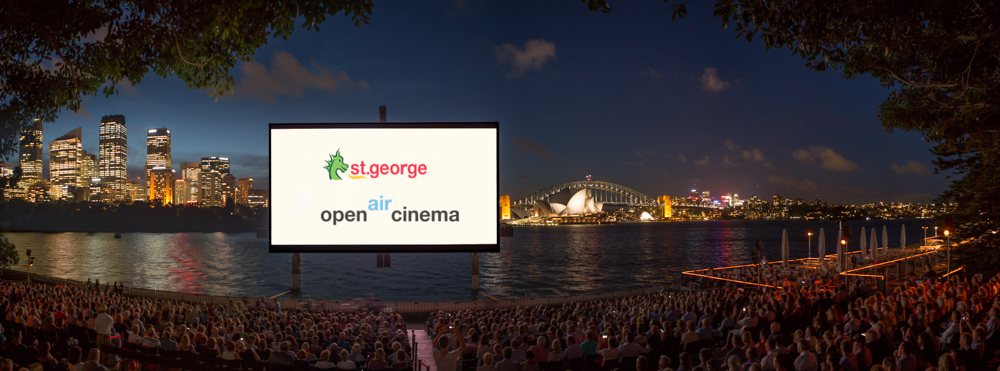 St George Open air cinema