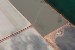 Salt Farm Evaporation Pool #6