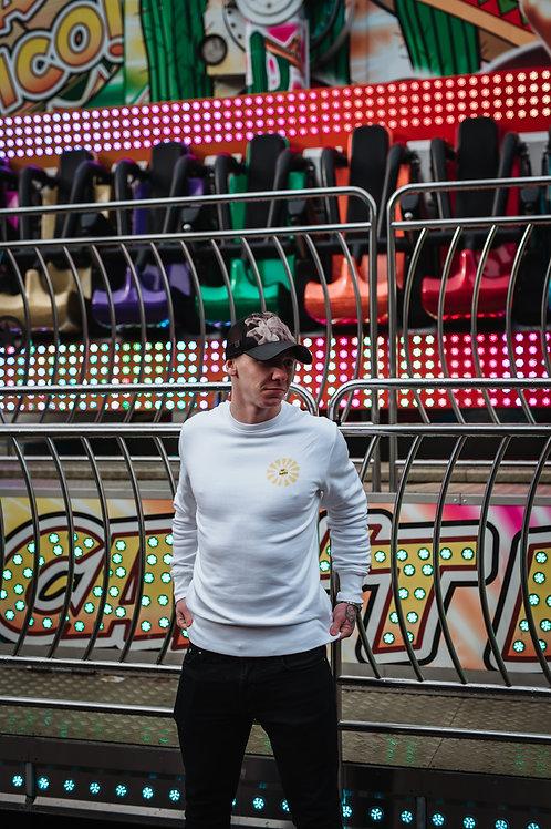 Wear yer heart on yer sleeve - Unisex Sweatshirt
