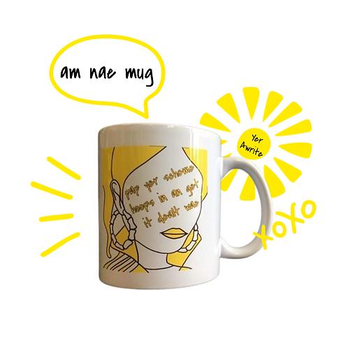 Am Nae Mug - Scheme Hoops