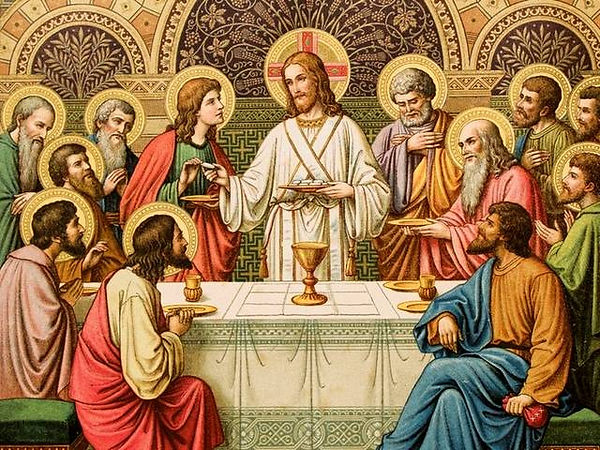The-Last-Supper-of-Christ-and-the-Euchar