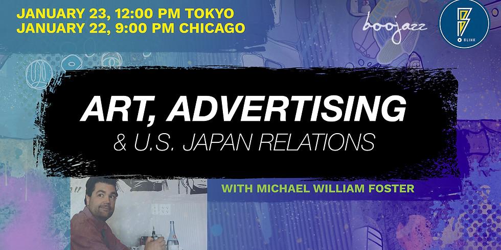 Art, Advertising & U.S.A - Japan Relations