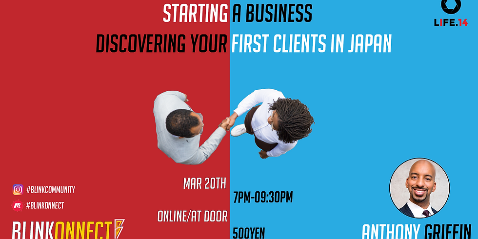 Starting a Business: Finding Your First Clients in Japan