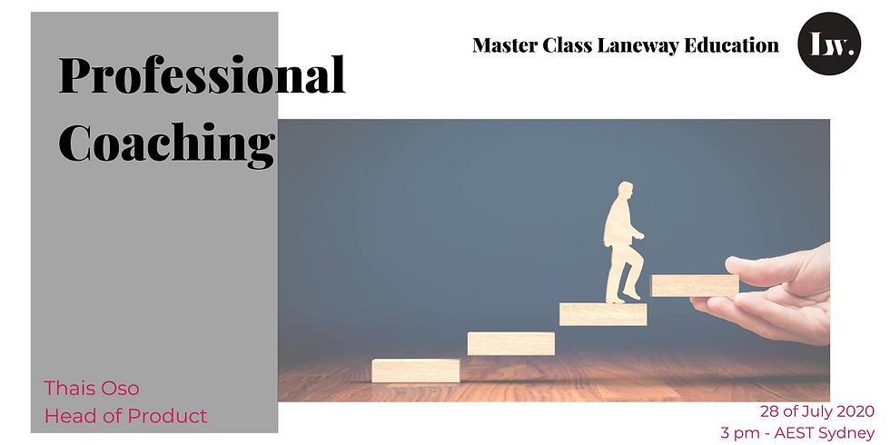 Master Class - Professional Coaching