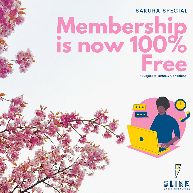 Pink Cherry Blossom Flower Instagram Pos