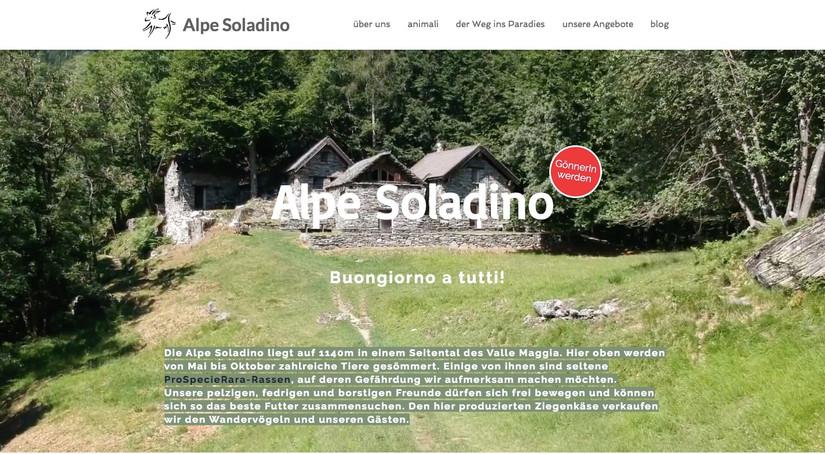 www.alpesoladino.ch