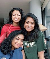 Emy Thomas, Angie Thomas, Monica Bhagavan