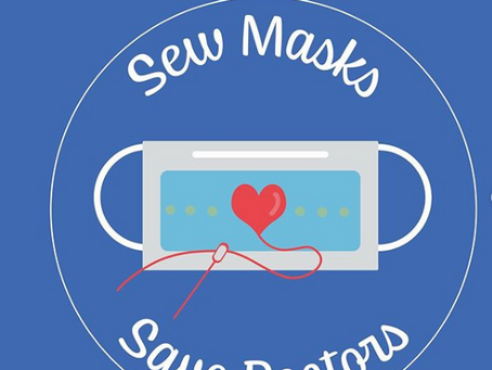 Sew Masks, Save Doctors