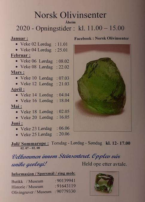 Norsk Olivinsenter