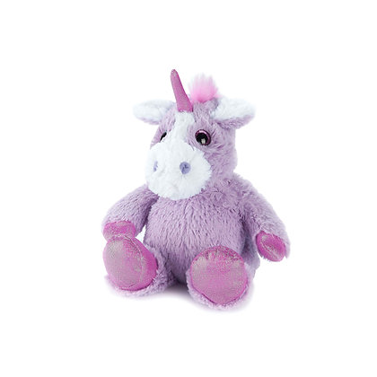 Plush UNICORN Purple Warmies