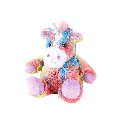 Plush UNICORN Rainbow Warmies