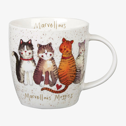 Marvelous Moggies  Mug 400ml