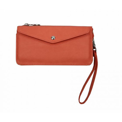 Red Cuckoo Coral Purse