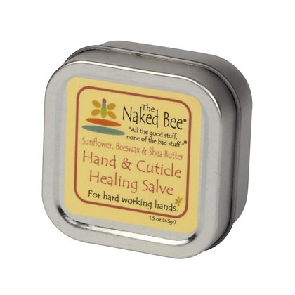 The Naked BeeHand & Cuticle Healing Salve 1,5oz