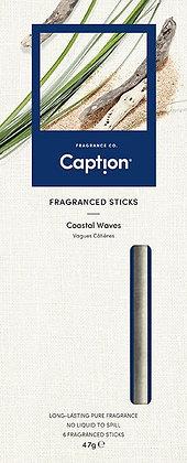 Caption Fragrance Sticks - Coastal Waves