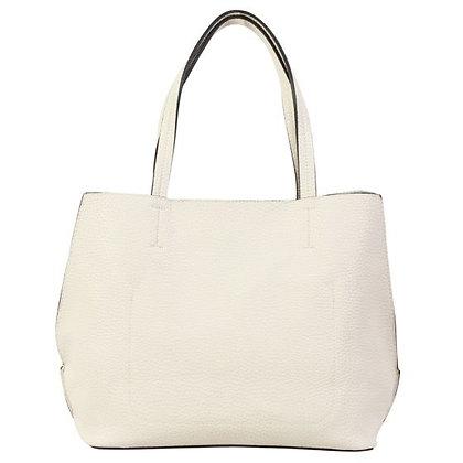 Cream Shoulder Bag