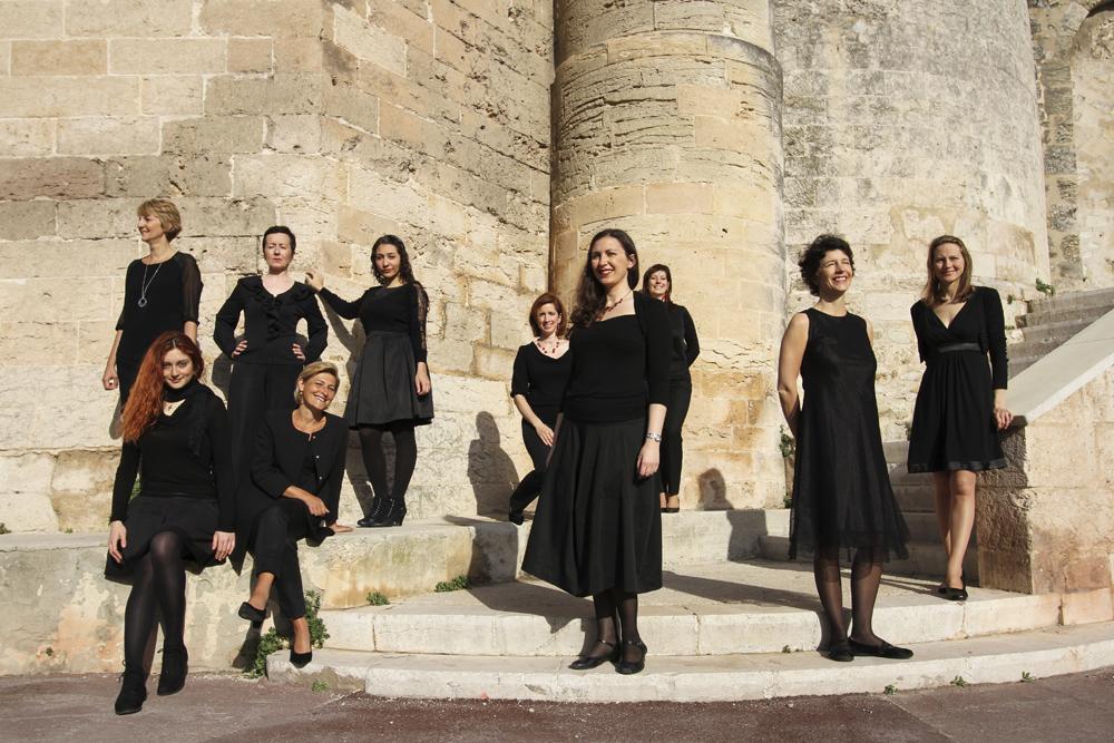 Ensembles Hymnis & Gyptis