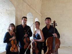 Quatuor con Fuoco
