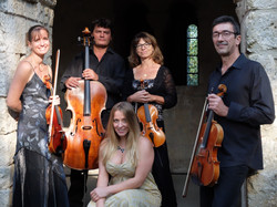 Anica Skryane & Le Quatuor con Fuoco