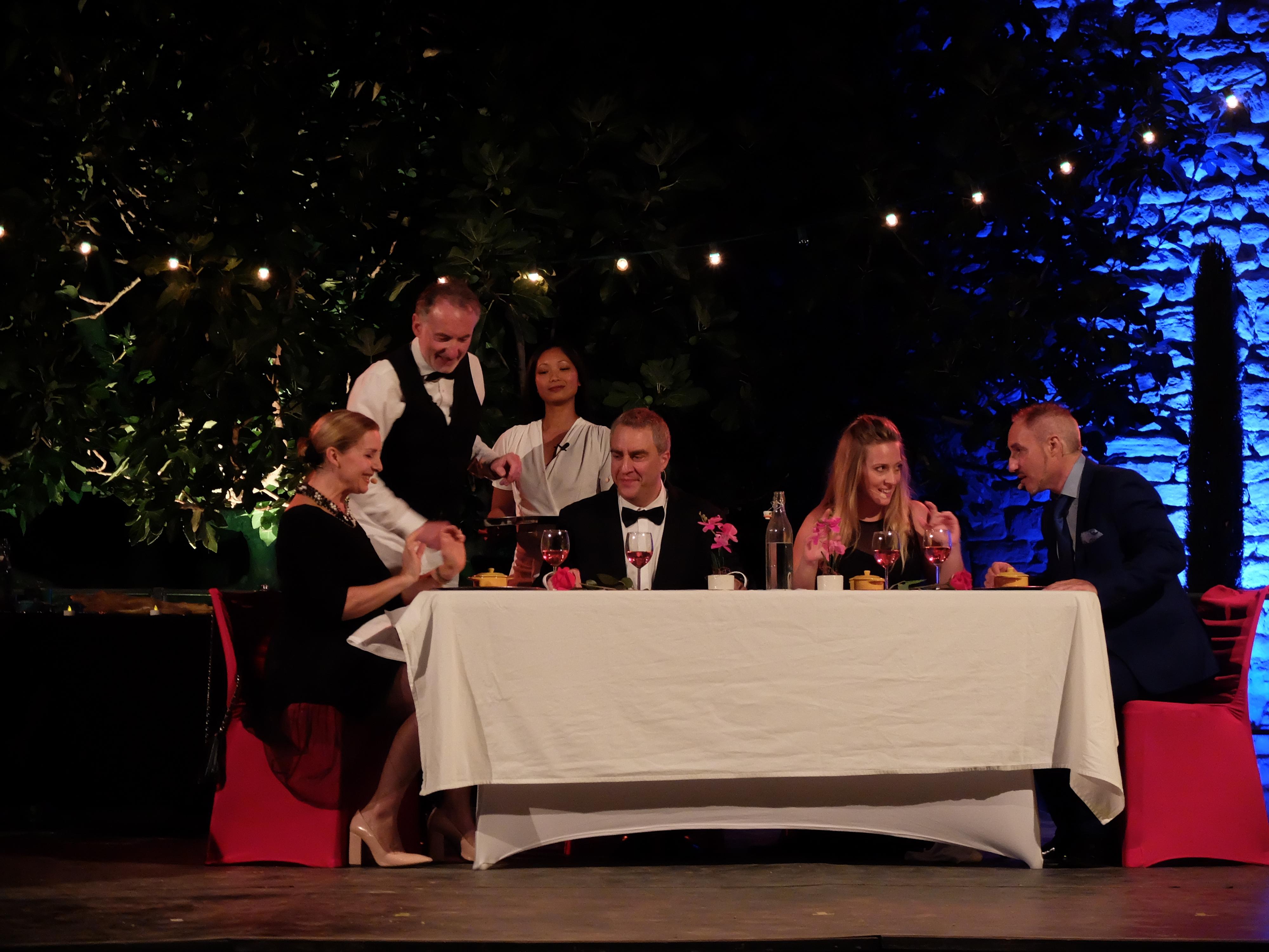 L'Opéra à votre table