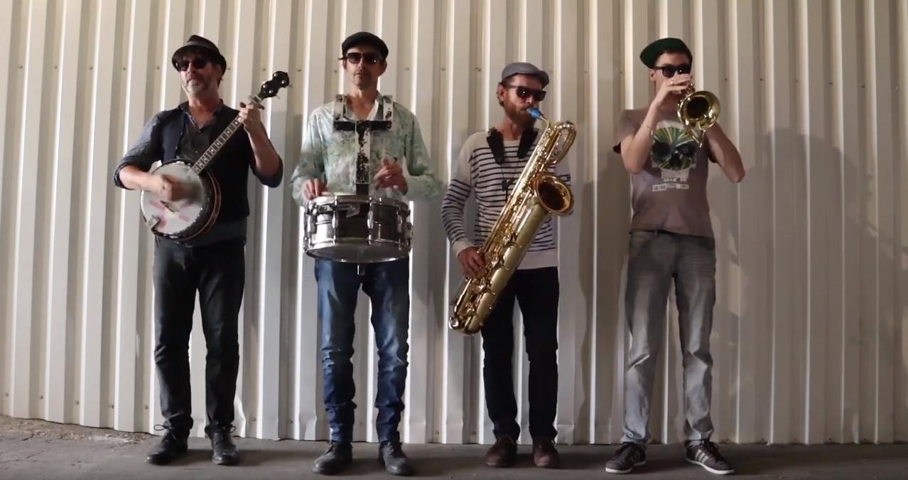 Le Quartet de la plaine