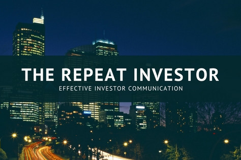 The Repeat Investor