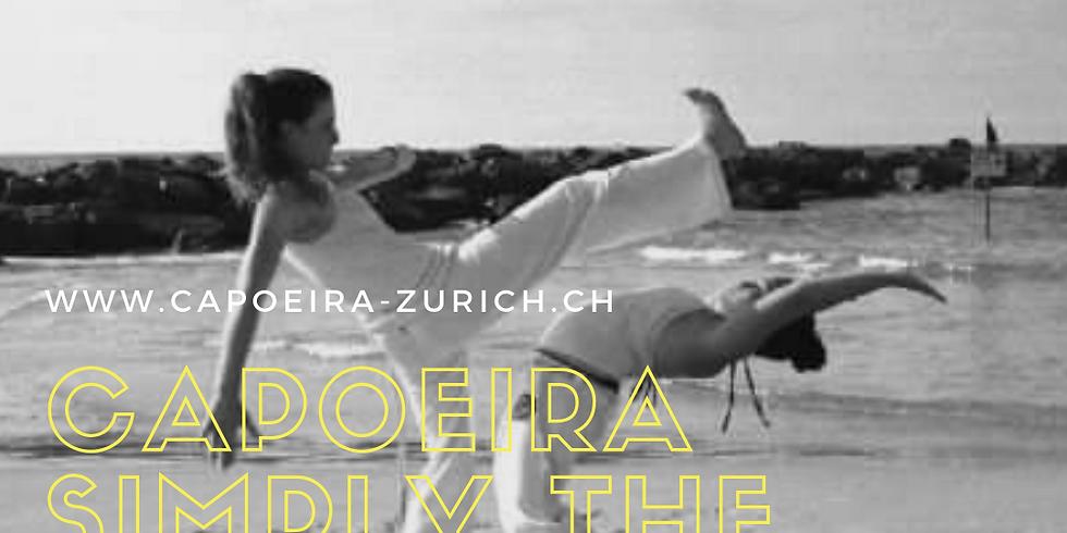 Gratis Capoeira Schnupperstunde, Zürich