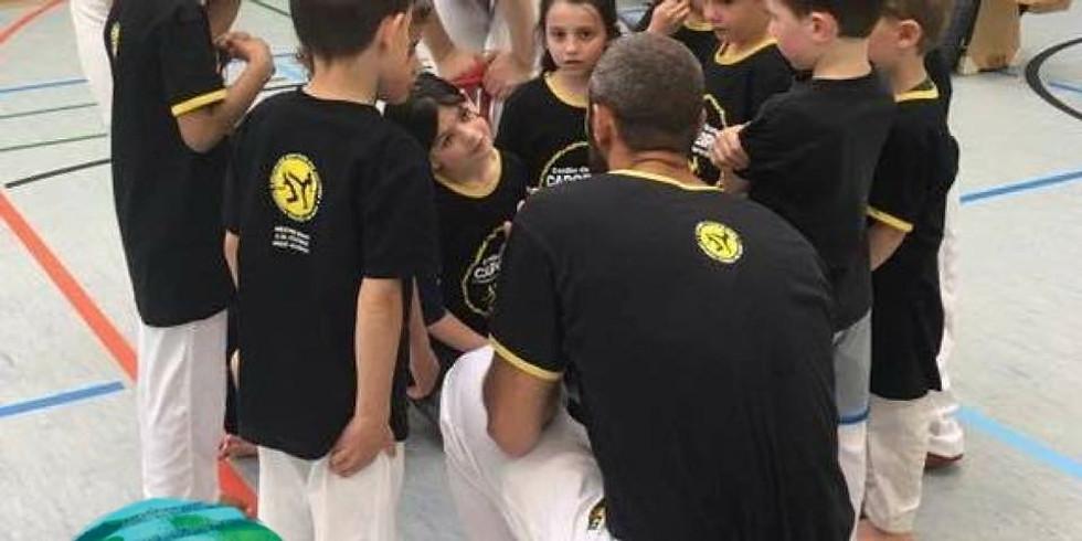 Kinder Capoeira Probetraining