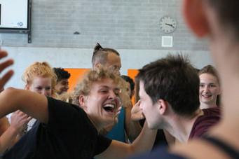 Swiss Center for Capoeira, Capoeira CDO Zürich, Workshop 2019: Samba class