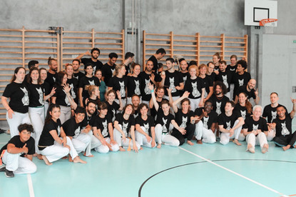 Swiss center for Capoeira - Workshop 2019
