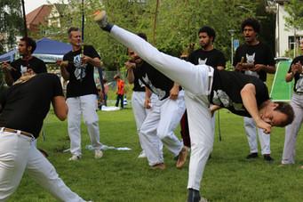 Swiss Center for Capoeira, Capoeira CDO Zürich, Workshop 2019: Kinder-Fest