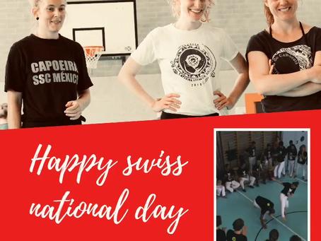Frohen Schweizer Nationaltag!