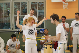 Swiss Center for Capoeira, Capoeira CDO Zürich, Workshop 2018: Troca de Cordao