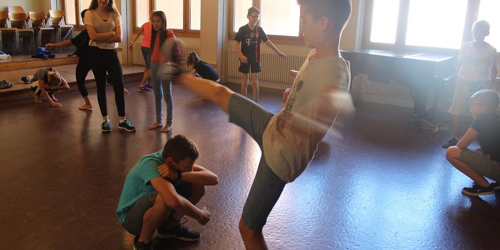 Capoeira für Kinder: Herbstferienkurs, Zürich