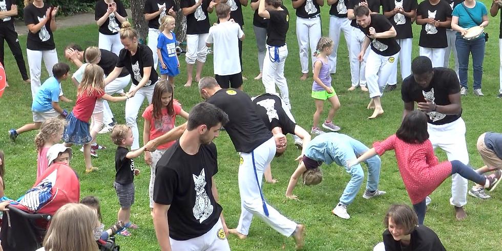 Capoeira Kids Workshop: Neigungsportwoche SG