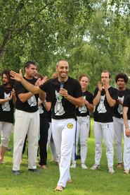 Capoeira Zürich - Workshop 2019
