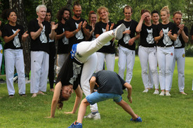 Swiss Center for Capoeira, Capoeira CDO Zürich, Workshop 2019: Kinder-Fest