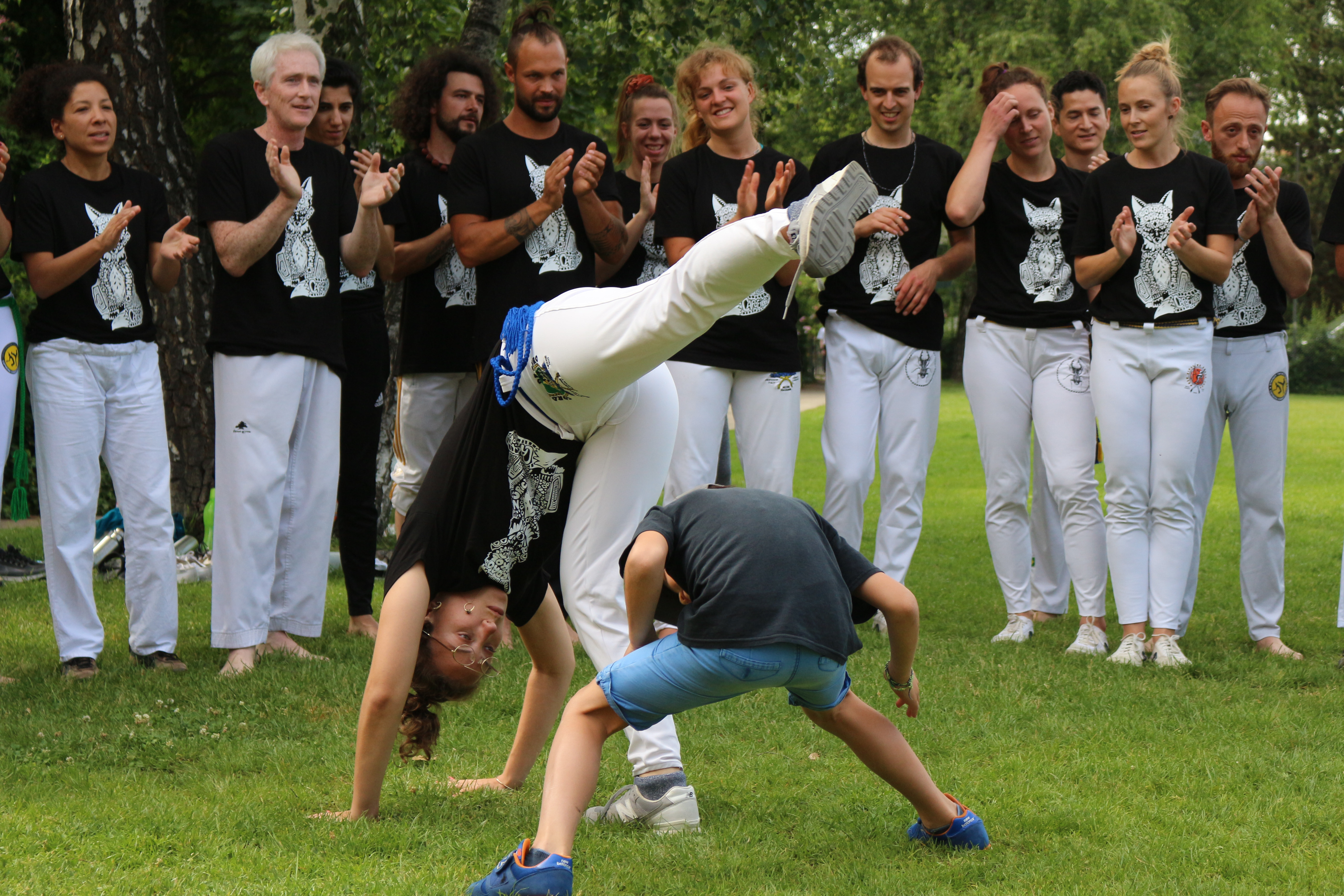 Capoeira Kids 6-10 years