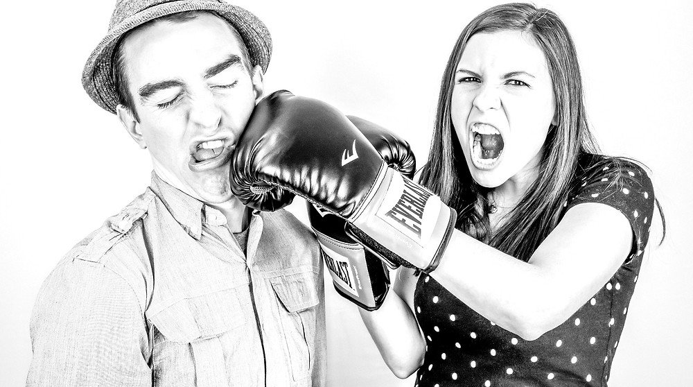 Conflict between colleagues at work