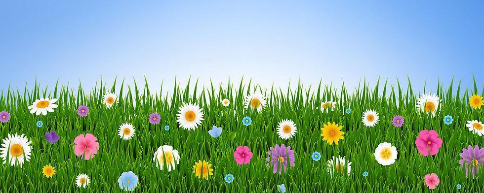 hello-spring-background-vector-22385713.