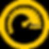 Speedometer - Accelerometer Icon