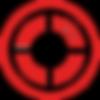 Life Preserver Icon Red