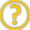 Question Mark Icon Yellow