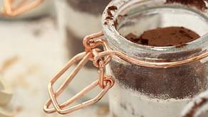KETO Hot Chocolate Mix in a Jar