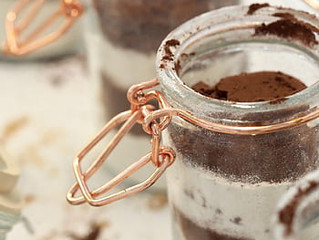 KETO Hot Chocolate Mix in a Jar