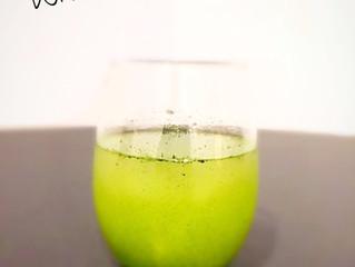 Wheat Grass Lemonade